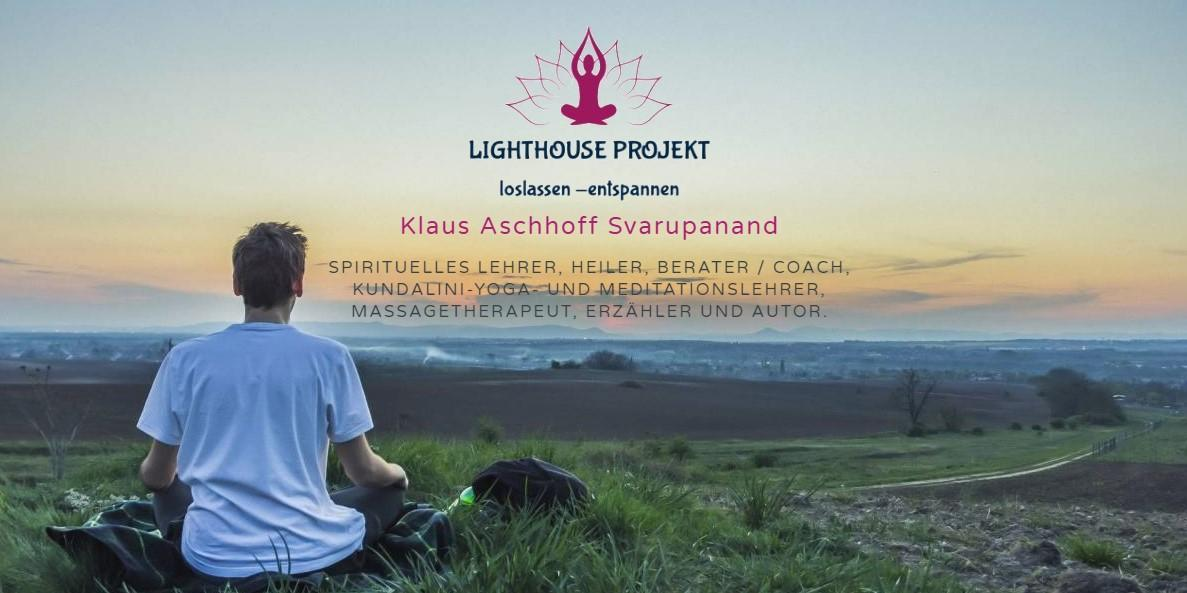 Geistiges Heilen Klaus Aschhoff Swami Svarupanand