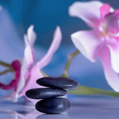 Massage - Partnermassage – heilende Berührung